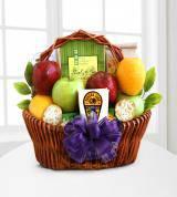 Fruitful Greetings Gourmet Gift Basket