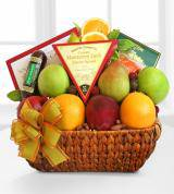 Fruits Abound Holiday Gift Basket