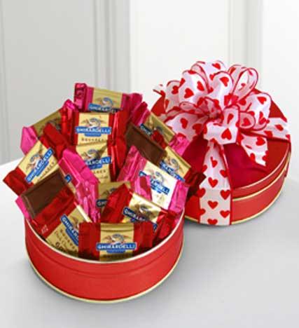 Ghirardelli Chocolate Lover's Valentines Surprise
