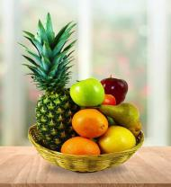 Sensational Fruit Basket