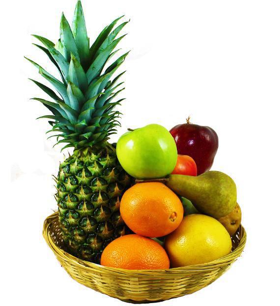 Sensational Fruit Basket Avas Flowers