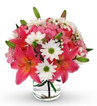 Girl Power Lily Bouquet