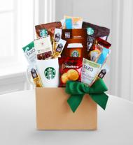 Give Thanks with Starbucks