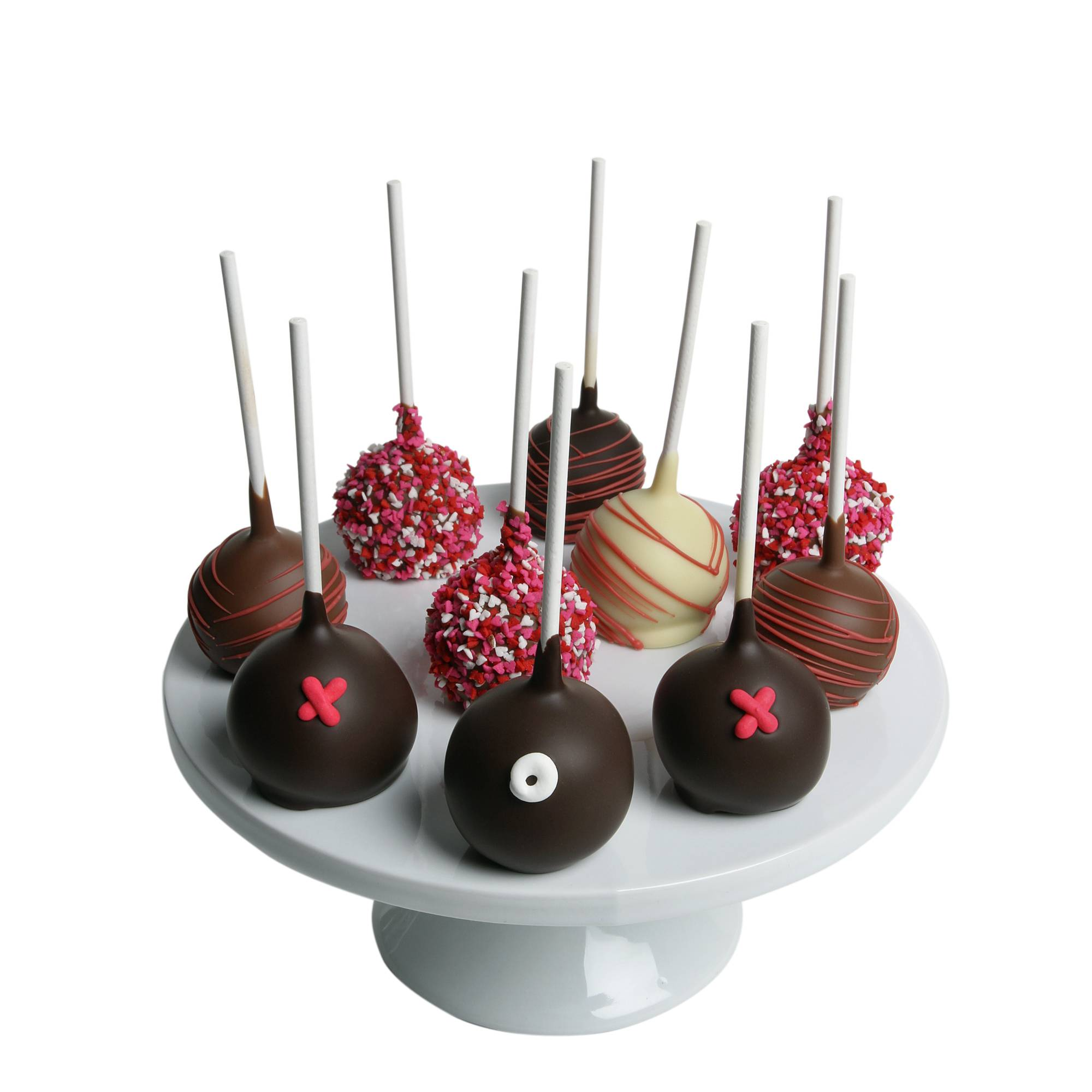 Golden Edibles™ Happy Valentine's Day Cake Pops
