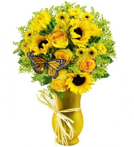 Flowers: Golden Glow - DELUXE
