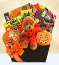 Halloween Pumpkin Party Delights