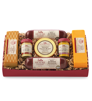 Hickory Farms Classic Favorites Gift Box