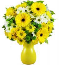 Ingrid's Bright Sunlight Bouquet