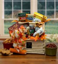 It's Fall Y'All Fall Log Cabin Gift