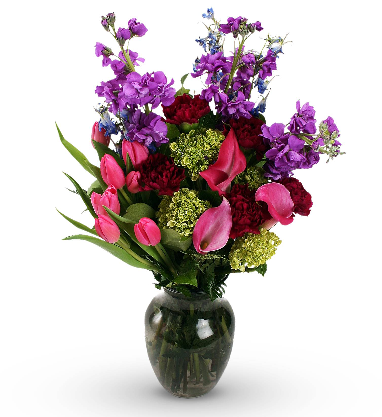 Jade Minuet Bouquet