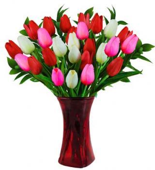 Joyous Tulip Bouquet