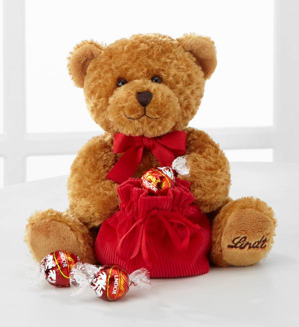 Lindt Loveable Bear with Truffles