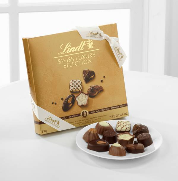 Lindt Swiss Luxury Collection