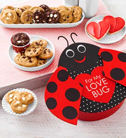 Love Bug Cookie Box