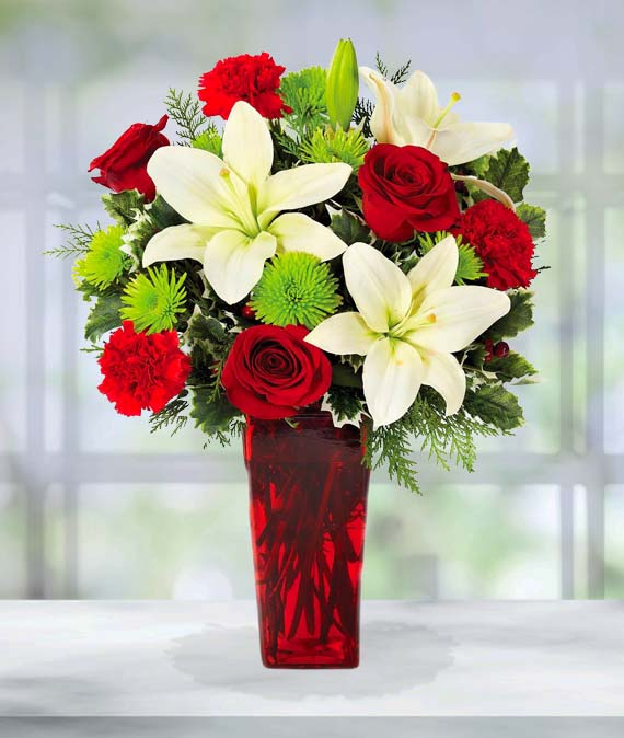 Merry Celebrations Bouquet