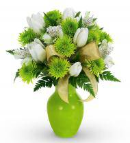Mint and Lime Bouquet
