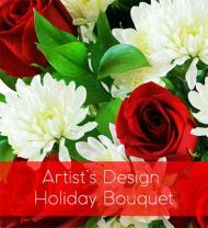 Artist's Design Holiday Bouquet