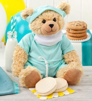 Mrs. Fields® Get Well Scrubs Bear
