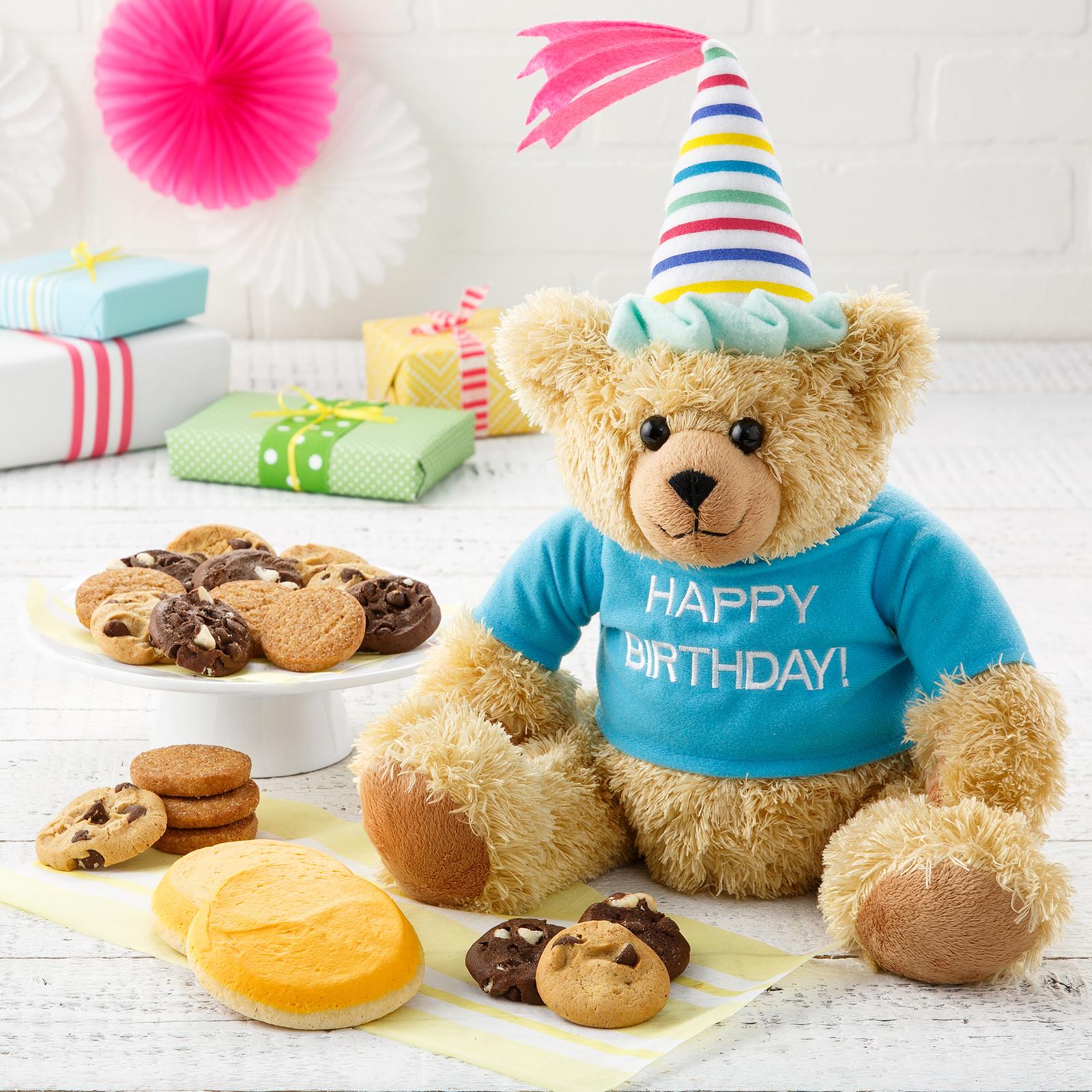 Mrs. Fields® Happy Birthday Bear