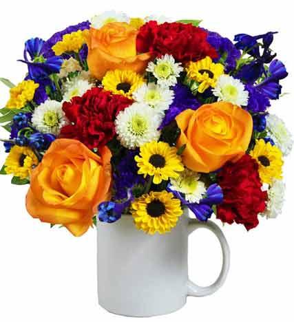 Mug of Blooms