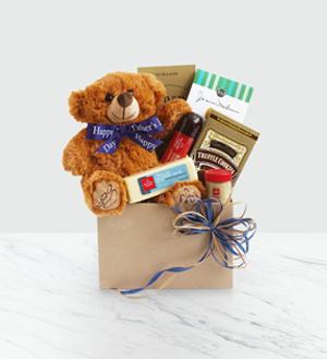 Papa Bear Gift Basket