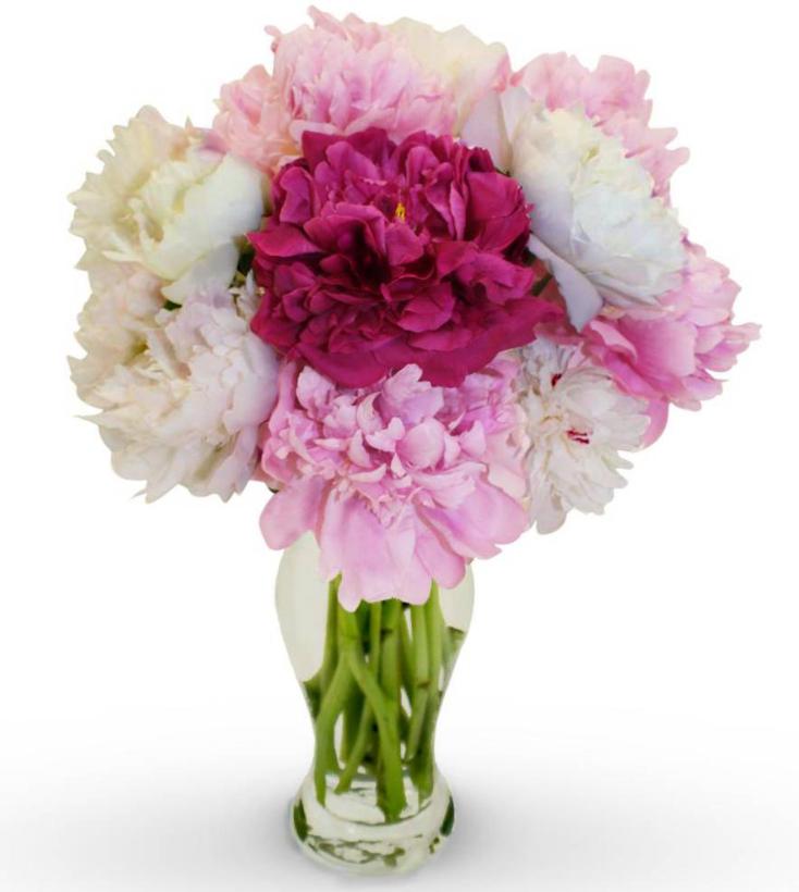 Peony Bouquet - Farm Fresh