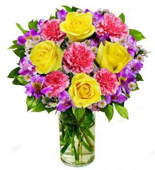 Petals and Blooms Bouquet