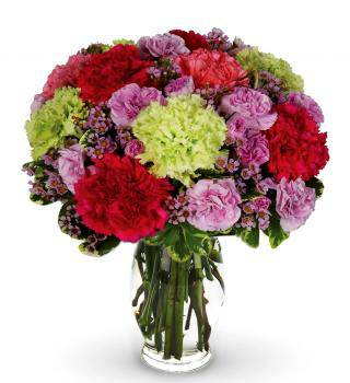 Pink Berry Blossom Bouquet