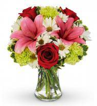 Lush Burst of Blooms Bouquet