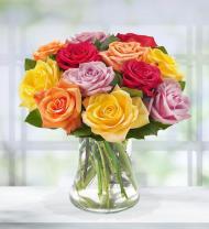 Mom's Sorbet Roses