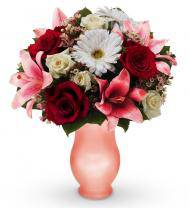 Pleasing Pinks Bouquet