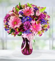 Precious & Admired Mom Bouquet