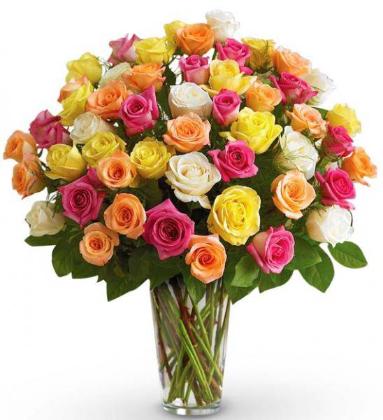 Flowers:_Rose_Of_The_Month_Club_-_Twelve_Months
