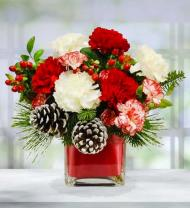 Season's Greetings Bouquet