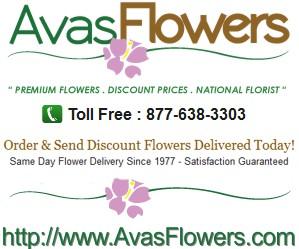 Spring Meadow Flower Basket
