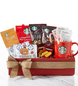 Starbucks Happy Holiday Box