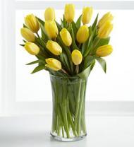Sunshine's Promise Tulip Bouquet