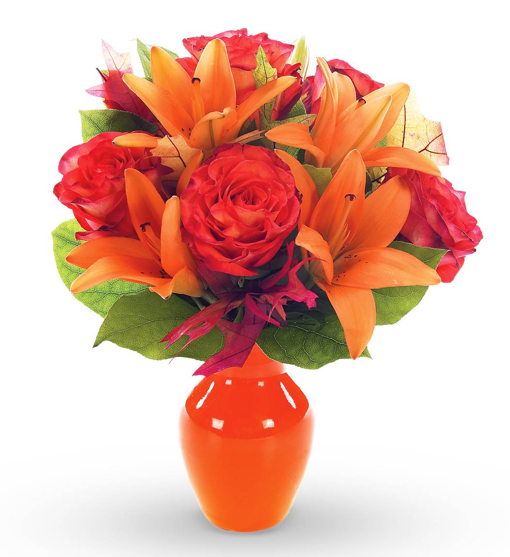Sweet Citrus Orange Bouquet