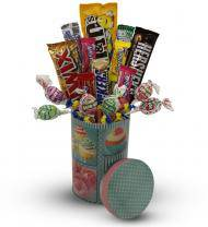 Sweet Treats Candy Tin