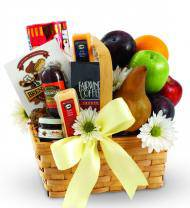 Fruitful Blessings Sympathy Basket