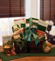 With Our Sincerest Sympathy Gift Basket