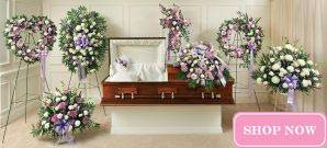 Sympathy Collections - Lavender Collection