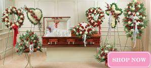Sympathy Collections - Red & White Collection
