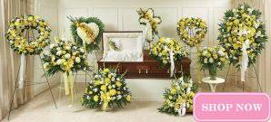 Sympathy Collections - Yellow Collection
